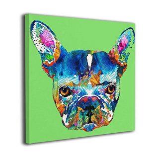 cuadros bulldog frances