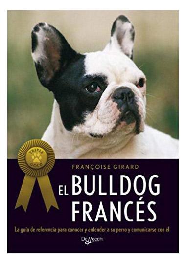 libros bulldog frances